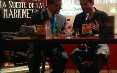 Ramón Cerdá presenta a Lucas Barrera en el FNAC