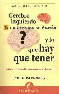 #Cerebro izquierdo y lo que hay que tener