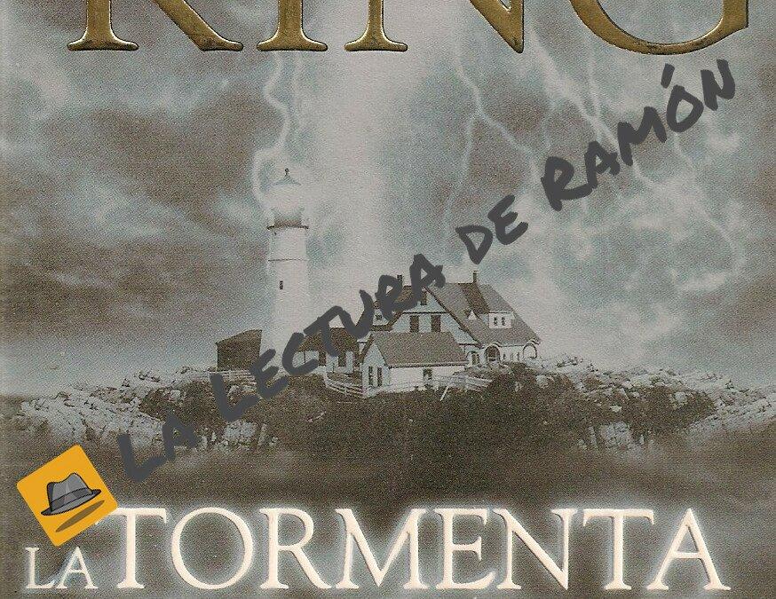La tormenta del siglo, NO es una novela de KING