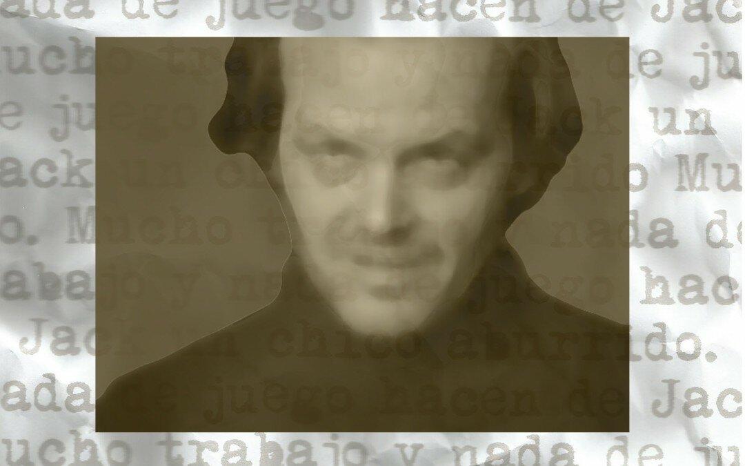 La novela póstuma de Jack Torrance ya está aquí. ¡Solo para frikis!